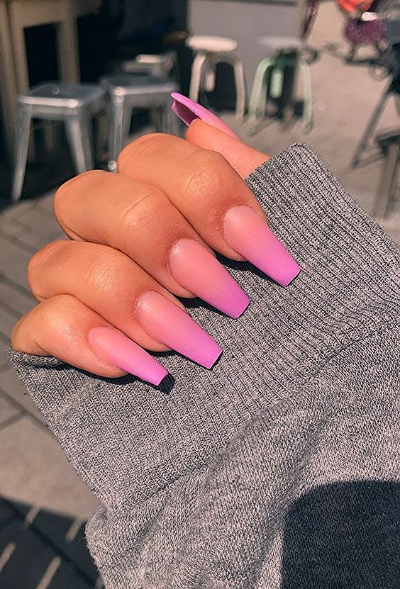 40 awesome Ombre Nails design ideas,
