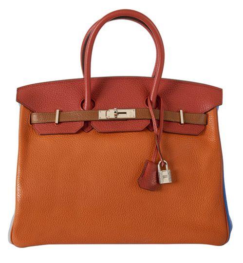 50 000 euros, c'est le prix estimé d'un sac Hermès à la vente aux ...