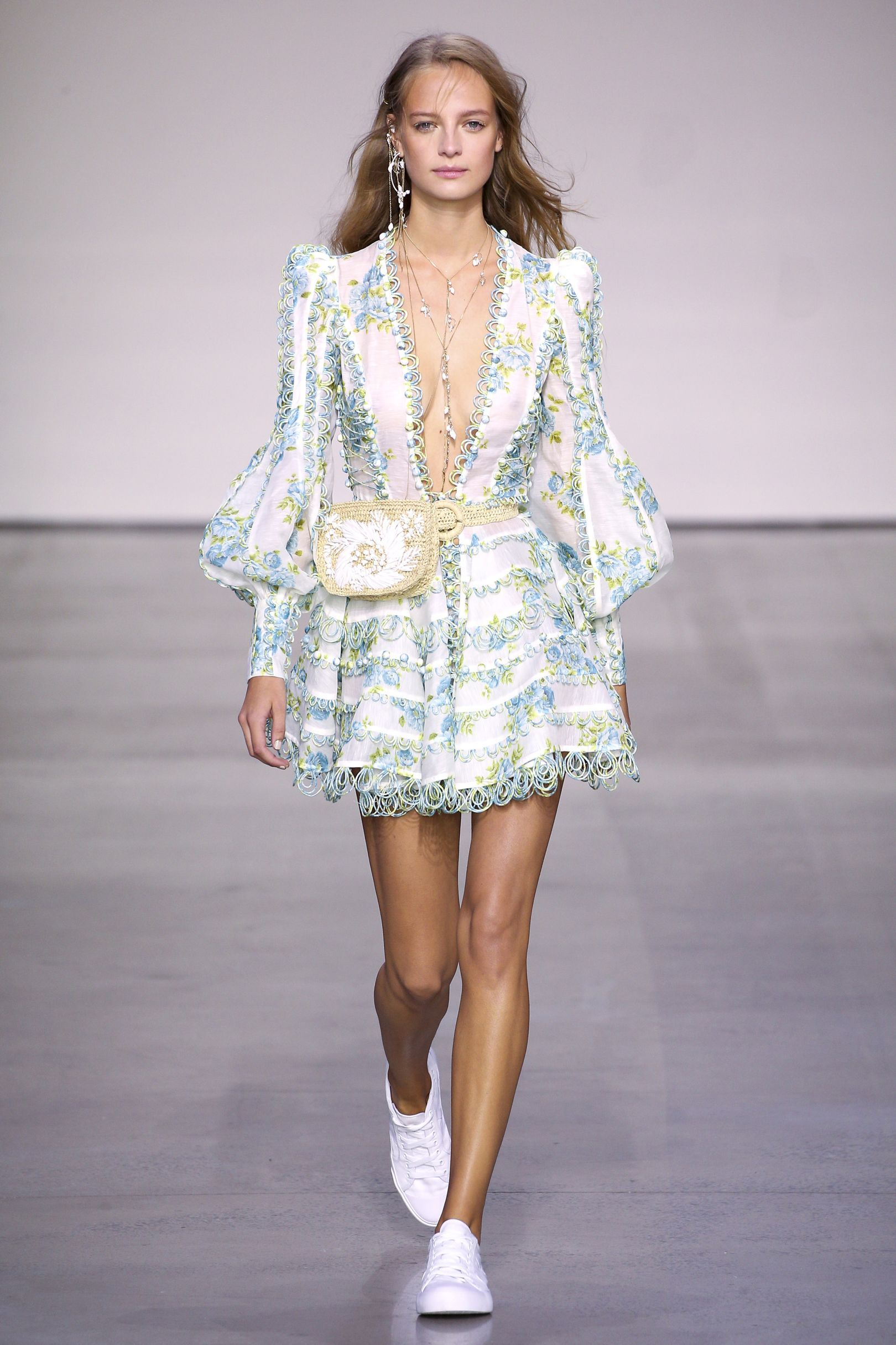 Zimmermann springsummer ready to wear girly girls workwear