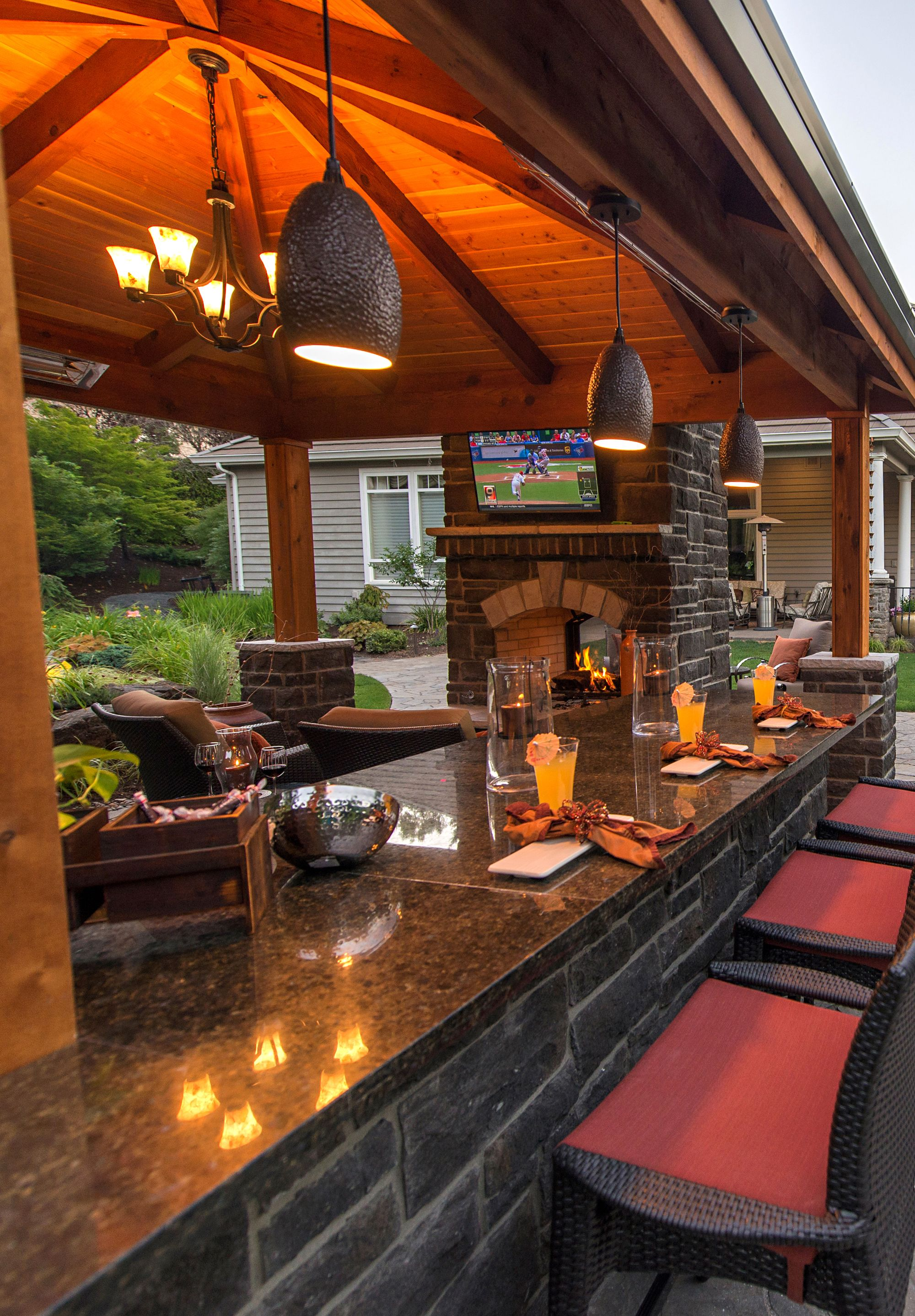 start your outdoor kitchen design by making a list of must have items these could include a on kitchen remodel must haves id=43181