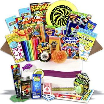 Light up the night care package gifts for kids pinterest easter baskets negle Image collections