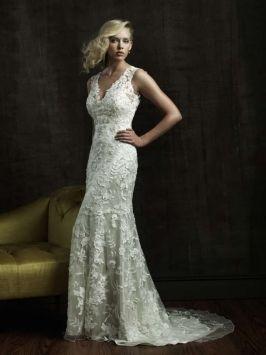 Alfred Angelo 8800 Wedding Dress