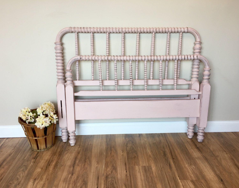 Jenny Lind Bed Three Quarter Bed Pink Bed Frame