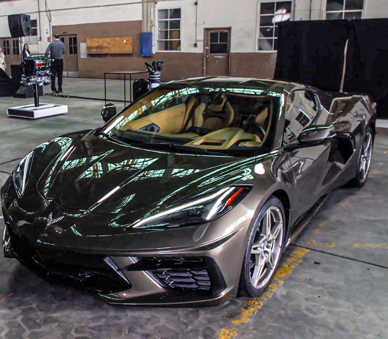 2020 Corvette Stingray 495HP 0-60 Under 3 Seconds $65,000