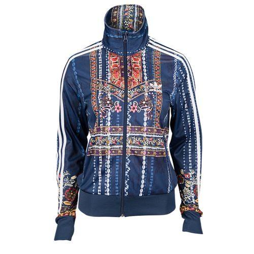 2eae1093d296 adidas Originals Cirandeira Firebird Track Jacket - Women s