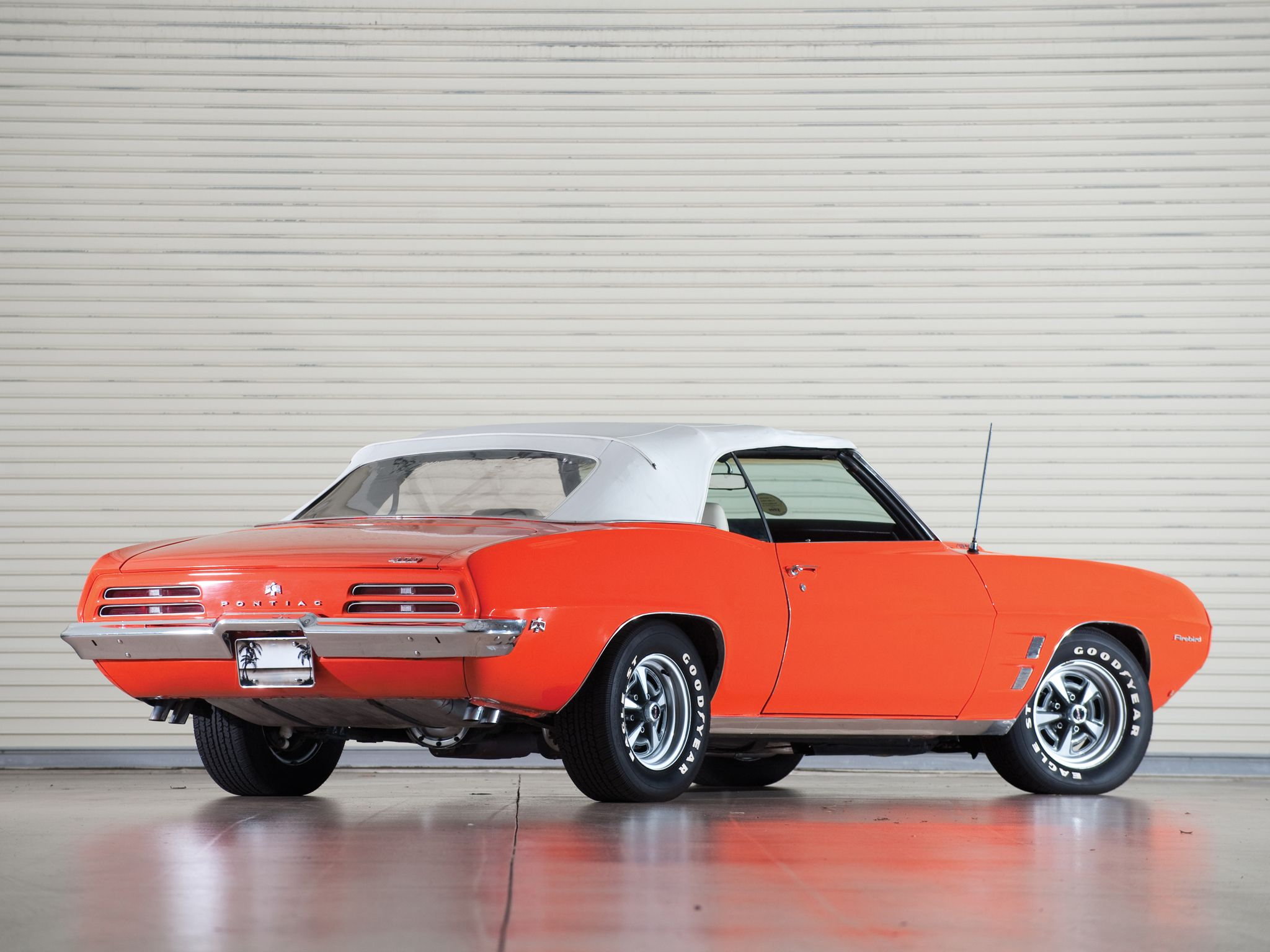 1969 pontiac firebird 400 ram air iii convertible