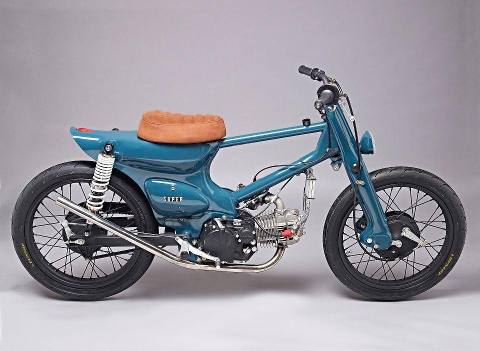 87 Best Cub Images On Pinterest Honda Cubs And Custom Bikes