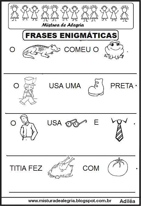 Pin De Danielle De Mattos Em Benício Education Homeschool E