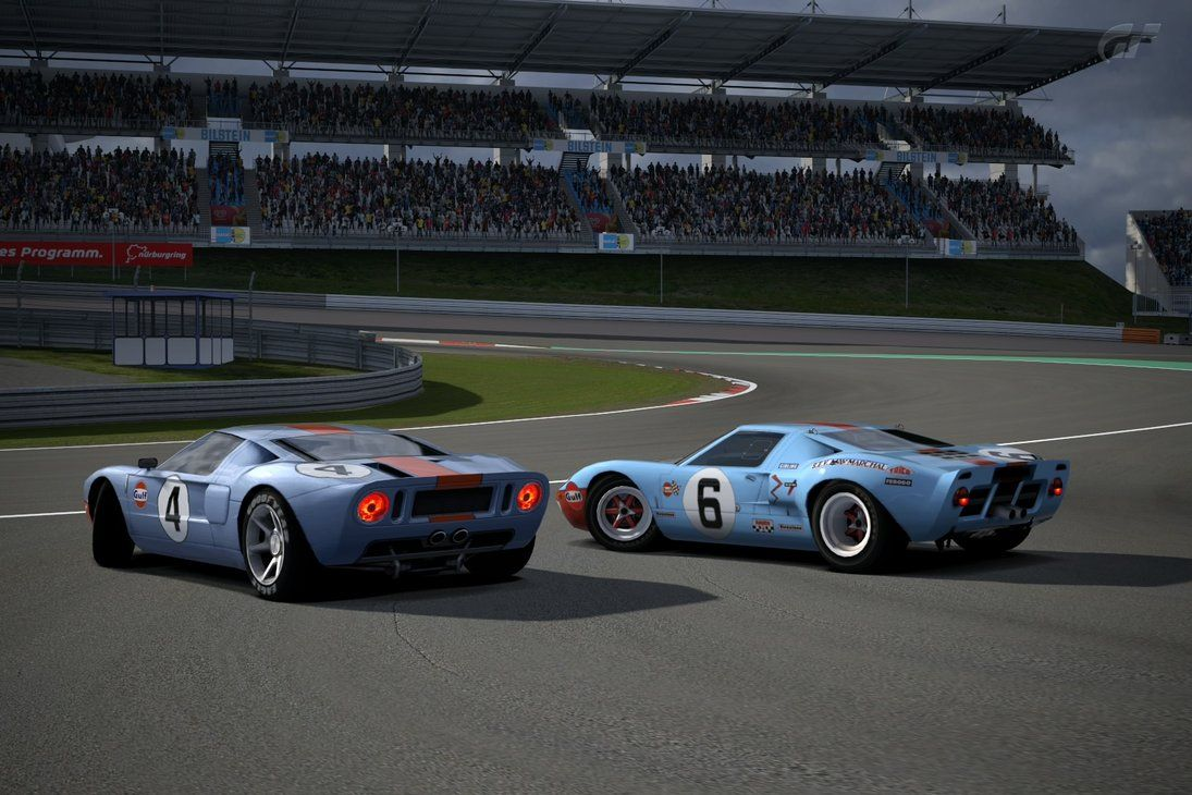 Photos Of Ford Gt40 Race Cars Ford Gt40 Race Car 69 And Ford Gt
