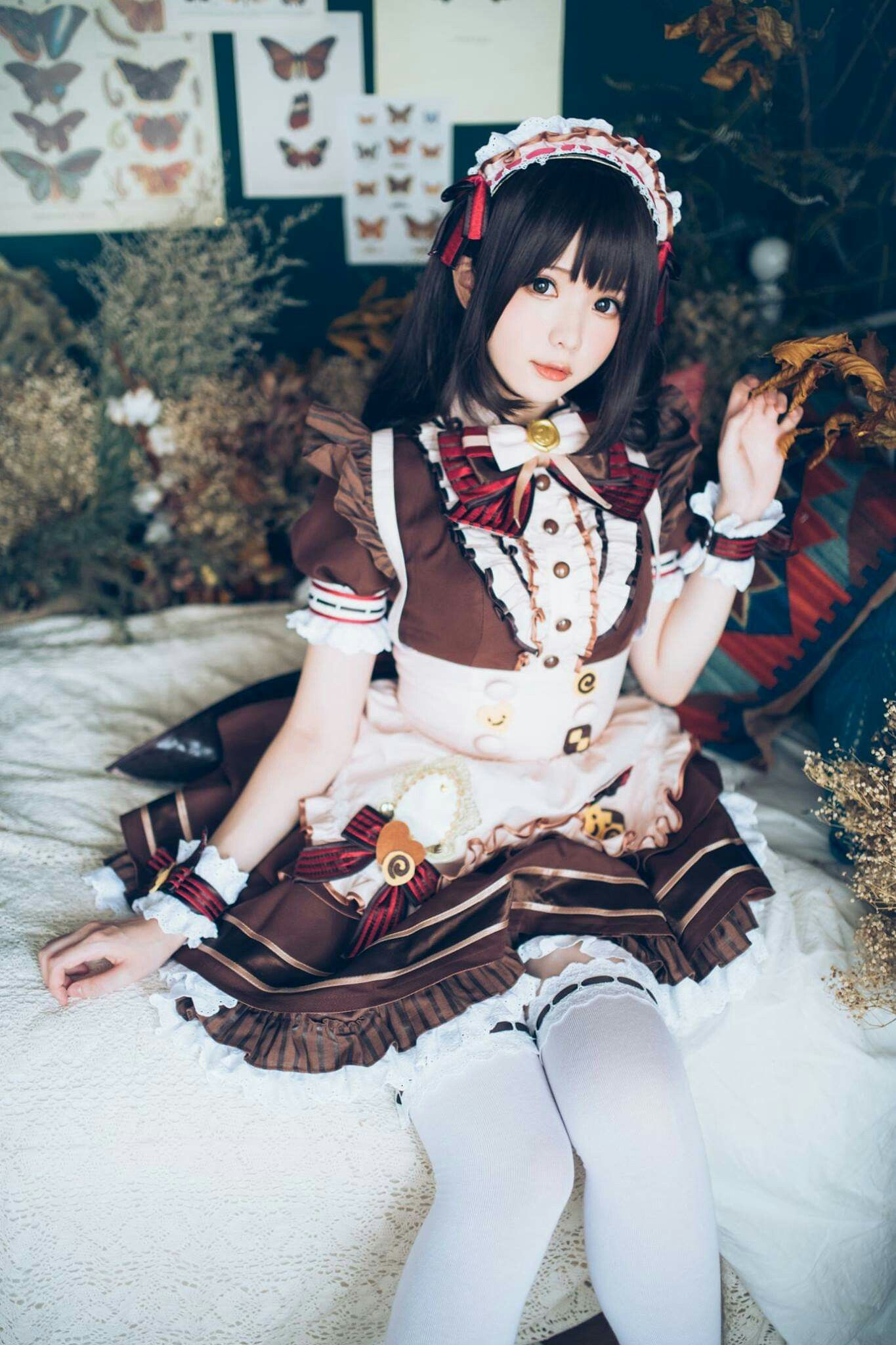 32++ Anime maid outfit cosplay inspirations
