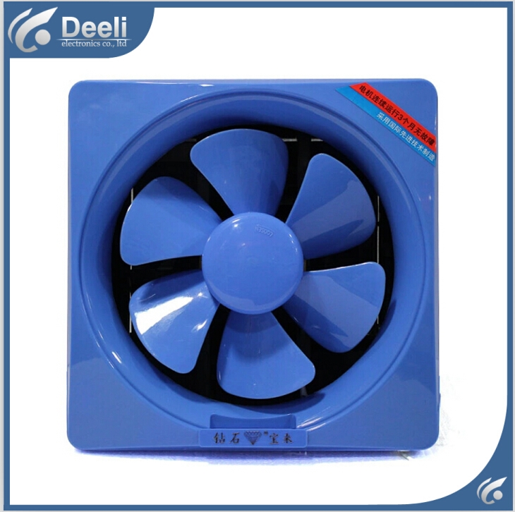 99.00$  Watch here - http://alibxi.worldwells.pw/go.php?t=32516213347 - DHL /EMS good working new for paiqishan ventilation fan exhaustfan kitchen exhaust fan kitchen ventilator 10 inch