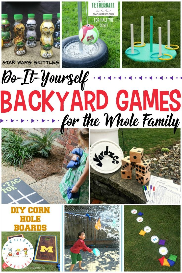 10 diy backyard games for the whole family family game night 10 diy backyard games for the whole family family game night ring toss and outdoor games solutioingenieria Choice Image