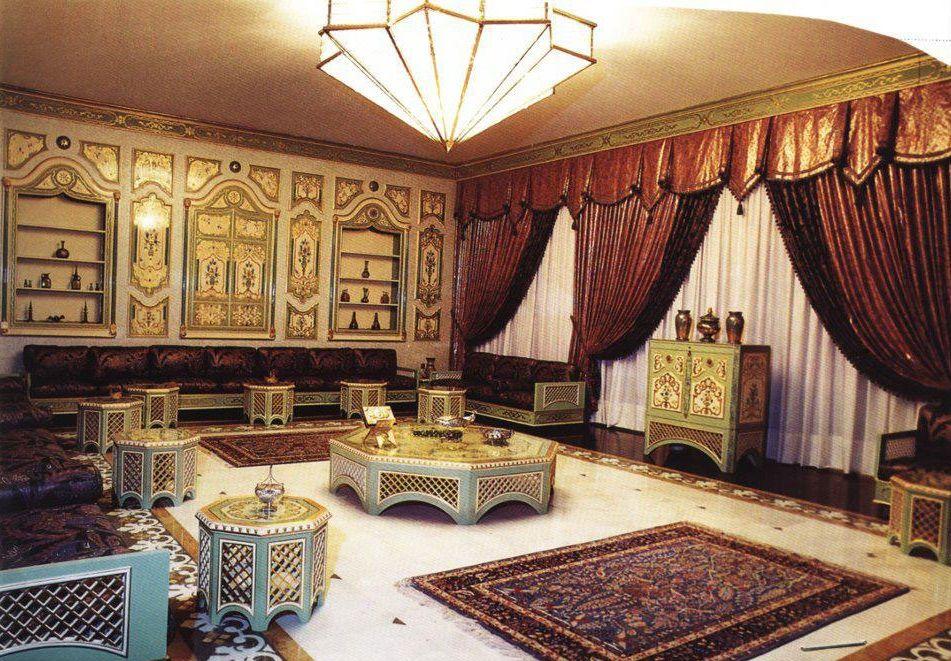 Décoration salon marocain moderne et traditionnel   bediar   Pinterest