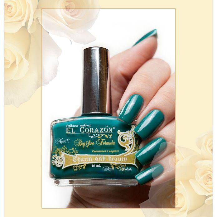 картинка El Corazon Лак для ногтей Charm and beauty №893 магазин El Corazon+ являющийся официальным дистрибьюторо MoYou London в России