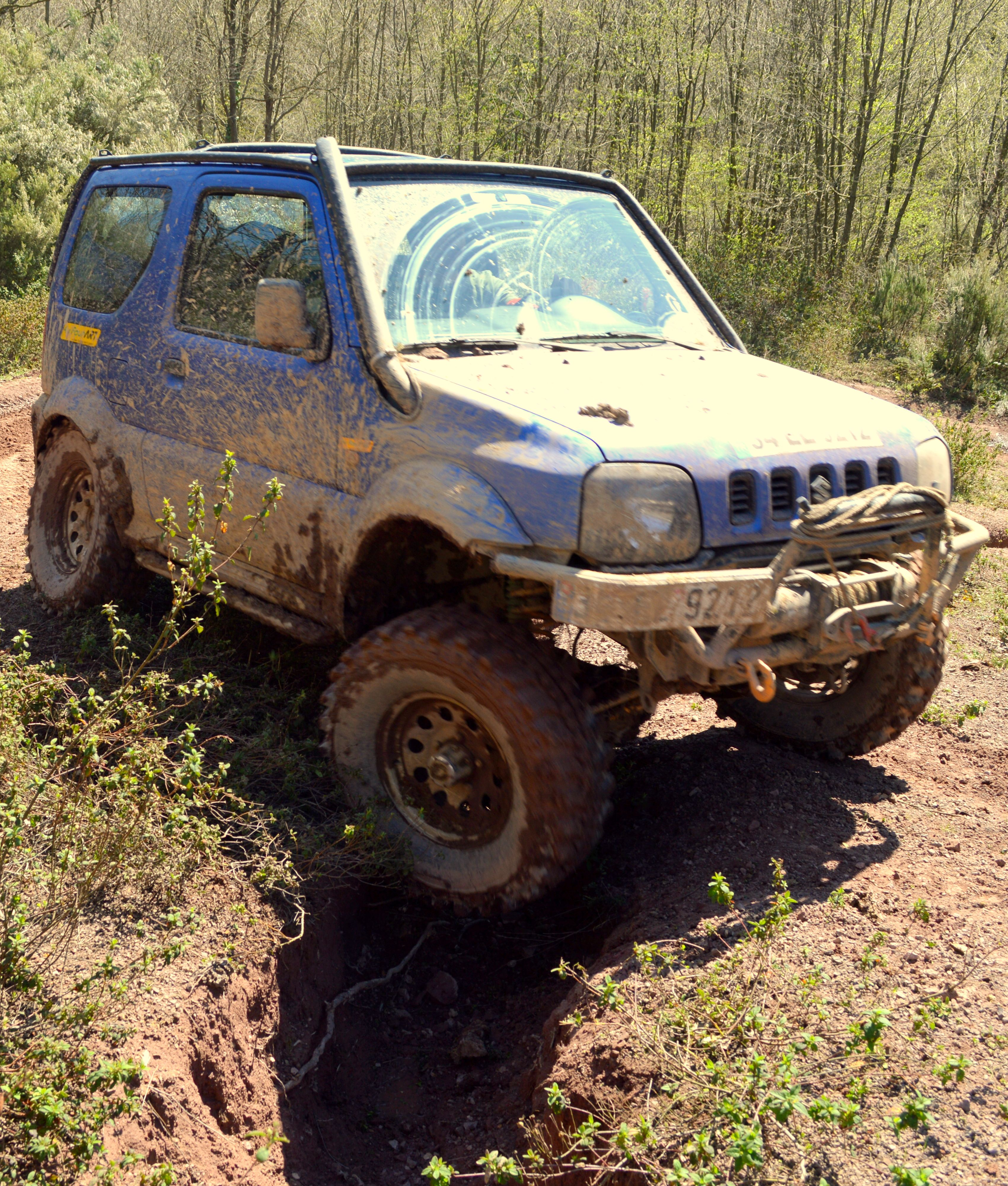 suzuki jimny off road off road pinterest suzuki. Black Bedroom Furniture Sets. Home Design Ideas