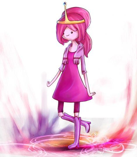 hora de aventura anime princesa chicle - Buscar con Google | hora de ...