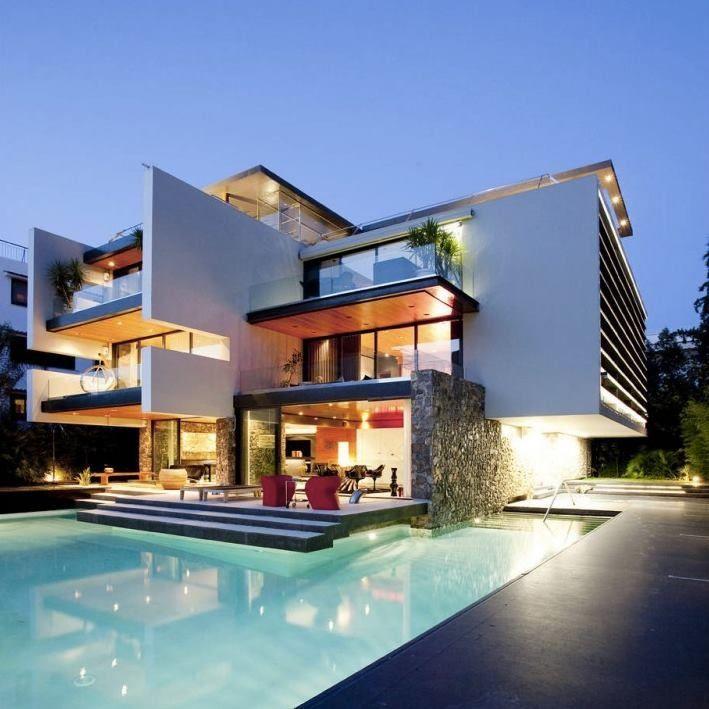 Arquitectura moderna | Inspiracion | Pinterest | Arquitectura ...