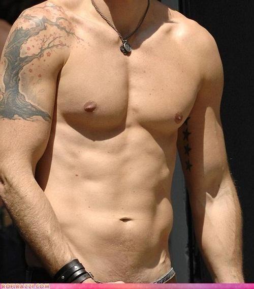 My Man Dax Shepard S Tree Tattoo I Really Love It And Want To Get It Dax Shepard Tattoo Cherry Blossom Tattoo Dax Shepard