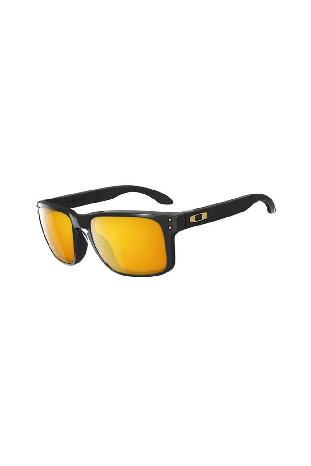 70e7a0745c Oakley Shaun White Holbrook Mens Sunglasses - Polished Black 24K Iridium   150