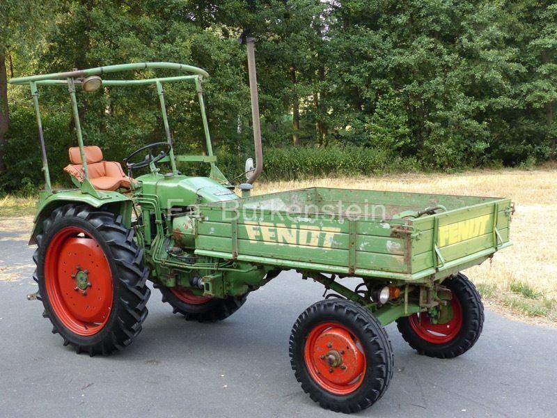 Fendt F 231 Gts Geratetrager 35 Ps Bj77 Gepflegter Zustand Traktor Schlepper Gt Fendt Traktoren Traktor Schlepper