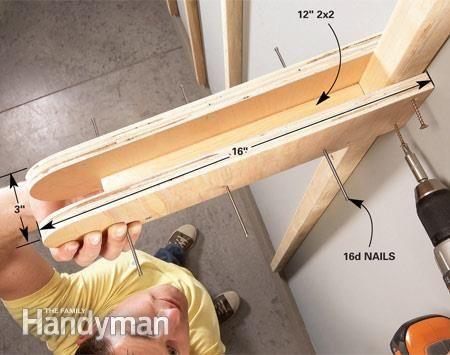 Marvelous Garage Storage Solutions: One Weekend Wall Of Storage
