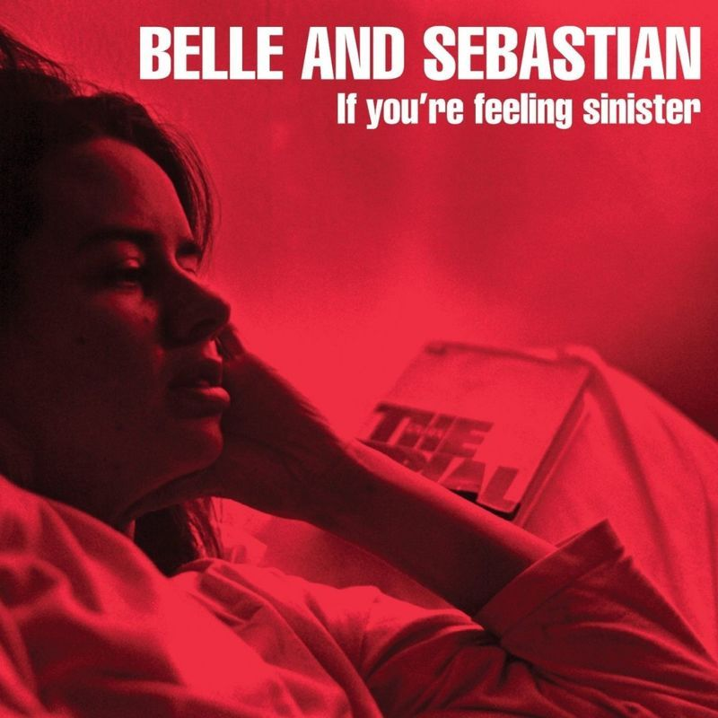 Belle And Sebastian If You Re Feeling Sinister Pochette Album