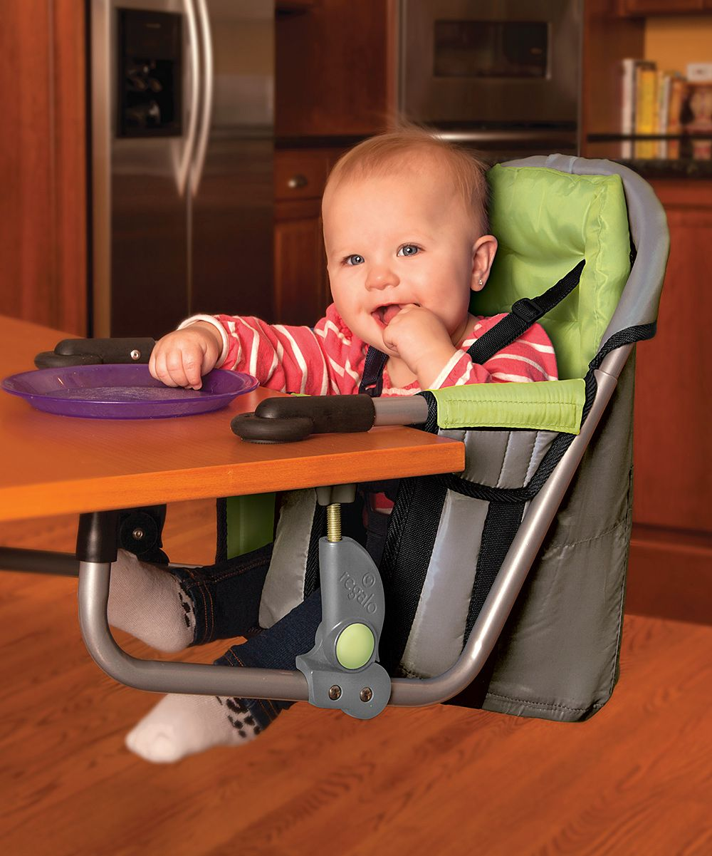Portable Baby High Chair Hook On Stool Traveling With A Pinterest