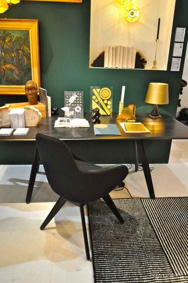 Interieur Trend Styling   Maison et Objet Parijs   Foto: STIJLIDEE   Winnie Helmes-Ham via www.stijlidee.nl
