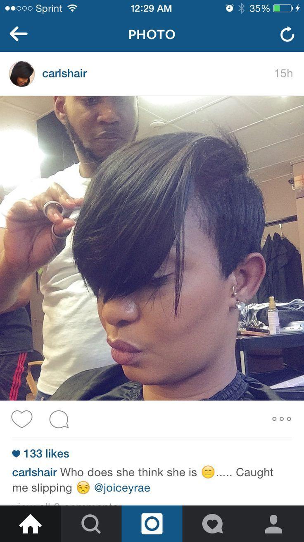 Short hair for african american women oh la la in