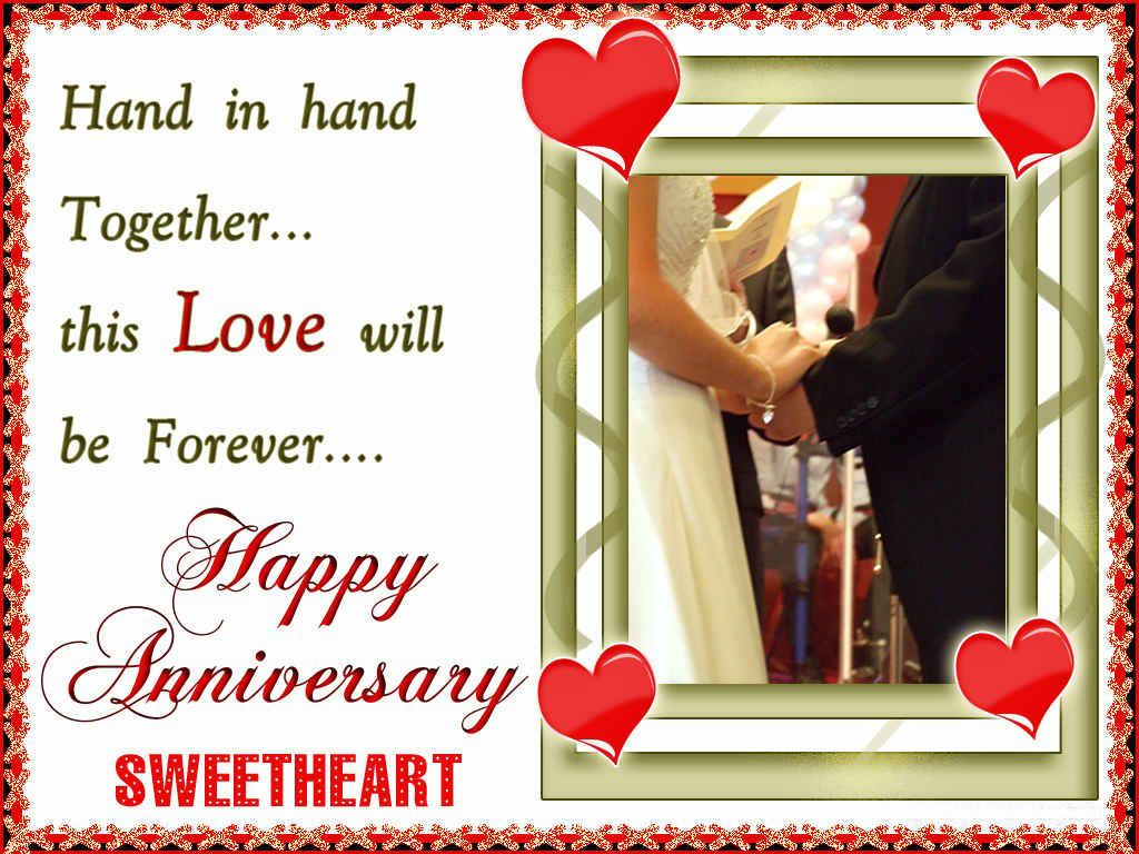 Top 5 Images For Wedding Anniversary Wishes Cards Pinterest