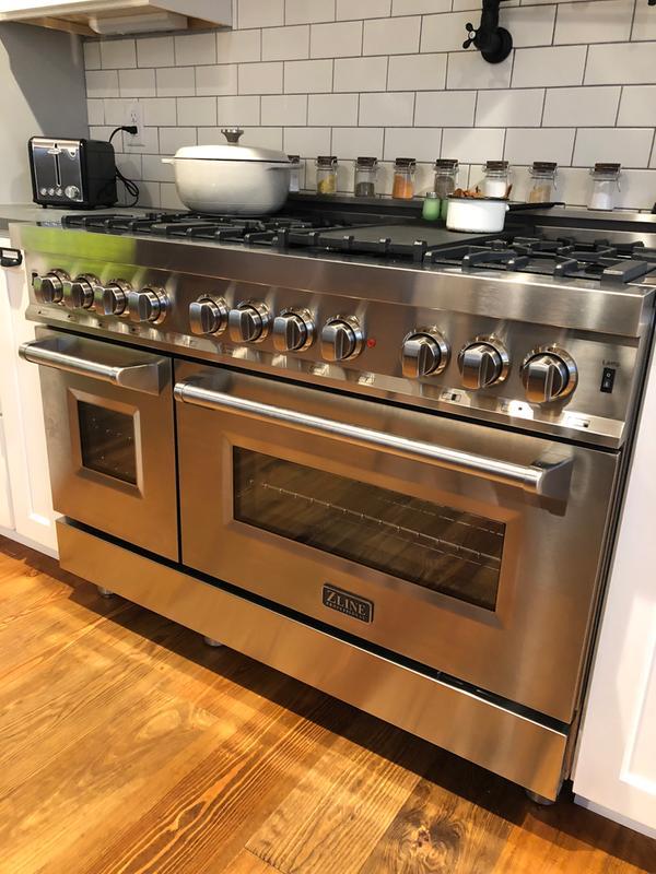 Wolf Gas Range Luxury Design Print Kitchen Decor Modern Luxury