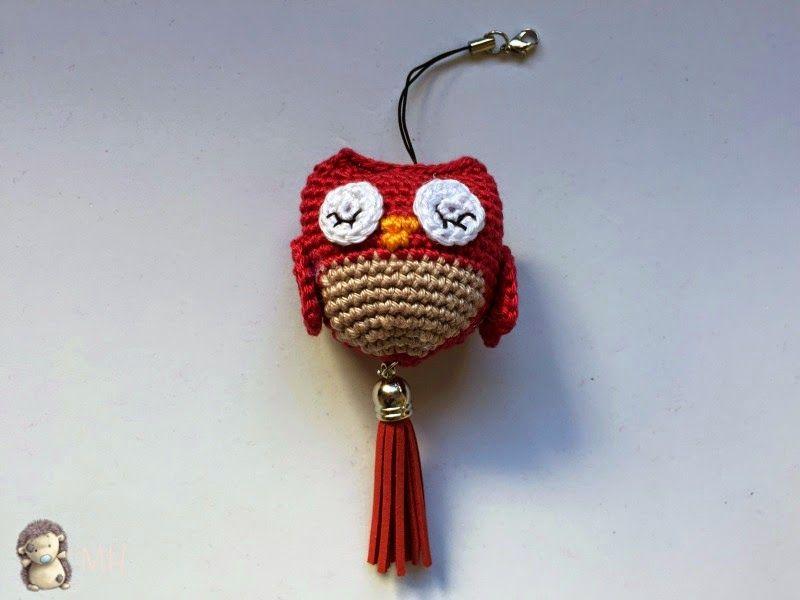 Amigurumi Patrones Gratis De Buho : Mini búho amigurumi owls amigurumi patrones