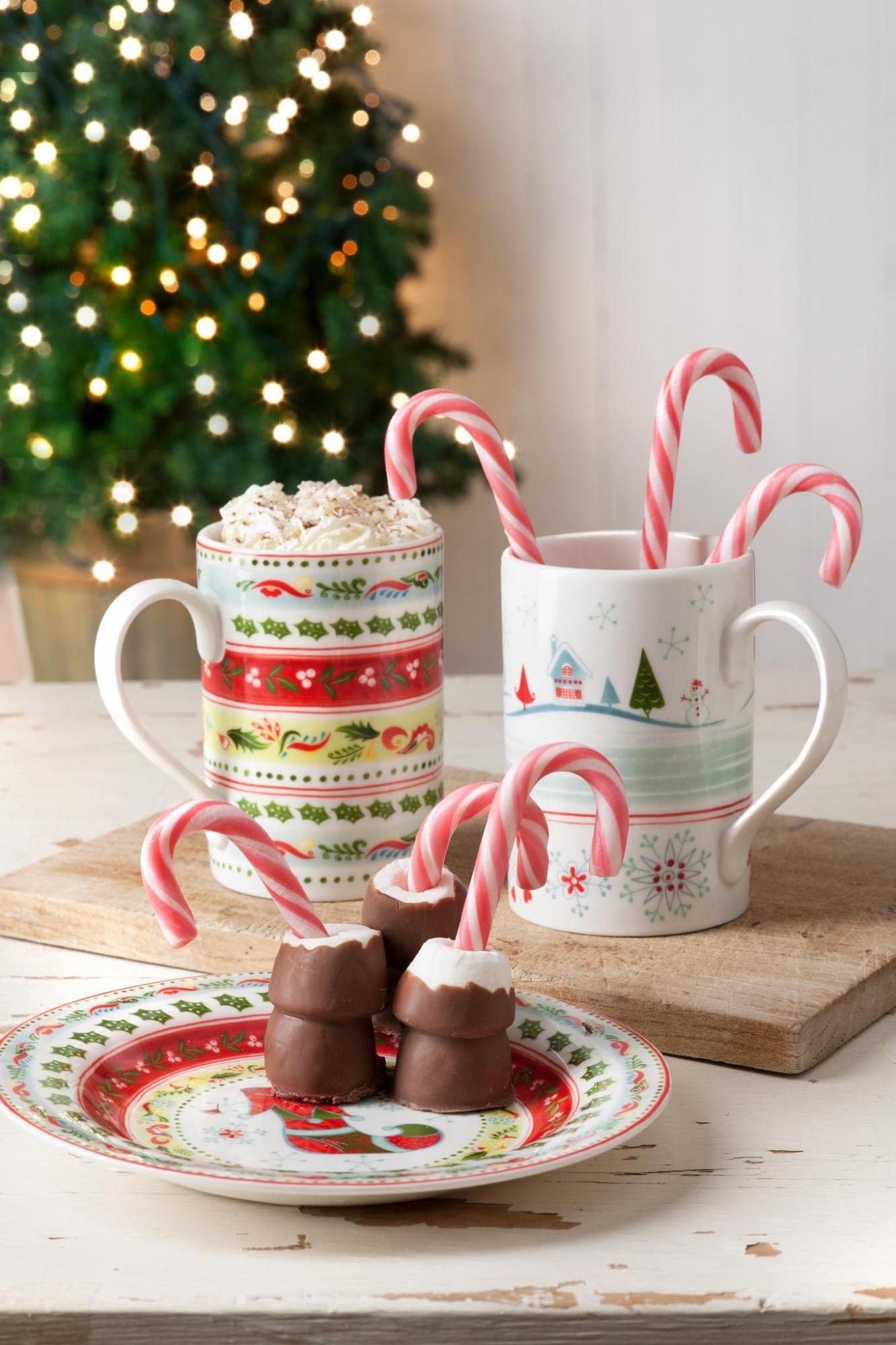 I Love Giving A Christmas Mug For Christmas Eve Celebrations Hot Chocolate And Candy Canes P Christmas Decor Inspiration Christmas Tableware Christmas Wishes