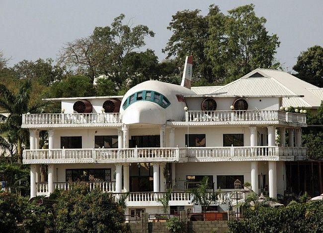 plan maison moderne nigeria