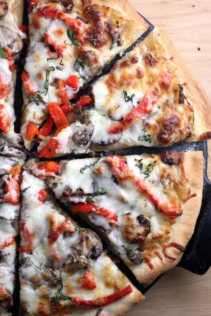 French Onion Pizza | Erica's Recipes