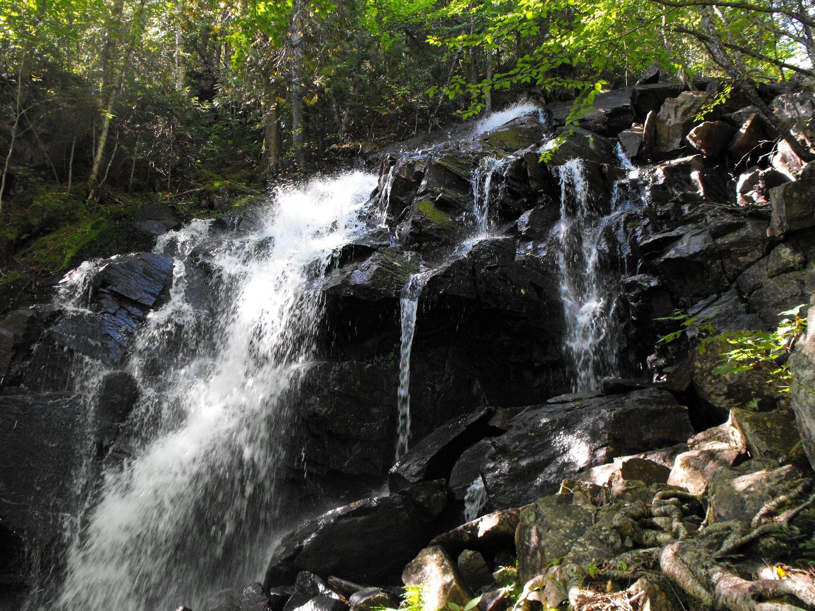 parc régional des sept chutes