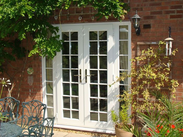 Georgian upvc french doors google search ideas for the for Upvc internal french doors