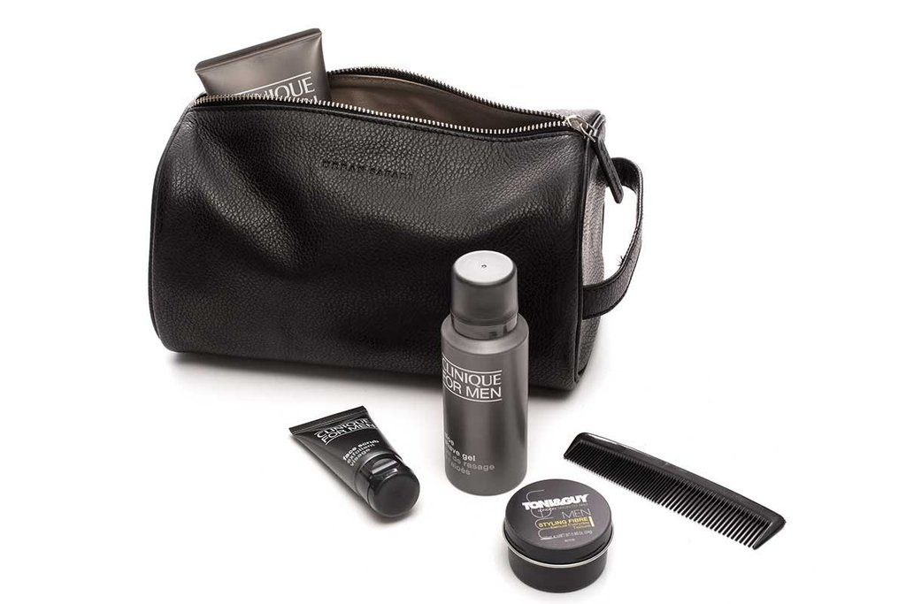 f8f5671a42f0 Mens Travel Essentials. Upgrade your grooming game with the stylish Urban  Safari Wash Bag in Black Leather www.urbansafarilondon.com