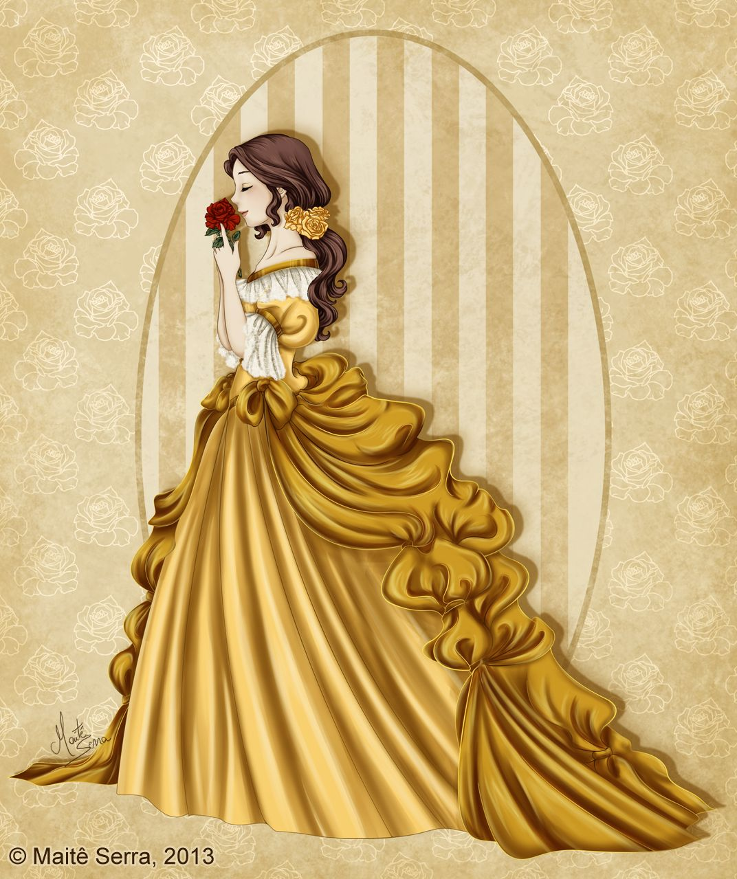 Yellow dress like belle  Pin by Angela Enrriques on Beauty and the Beast  Pinterest  Disney