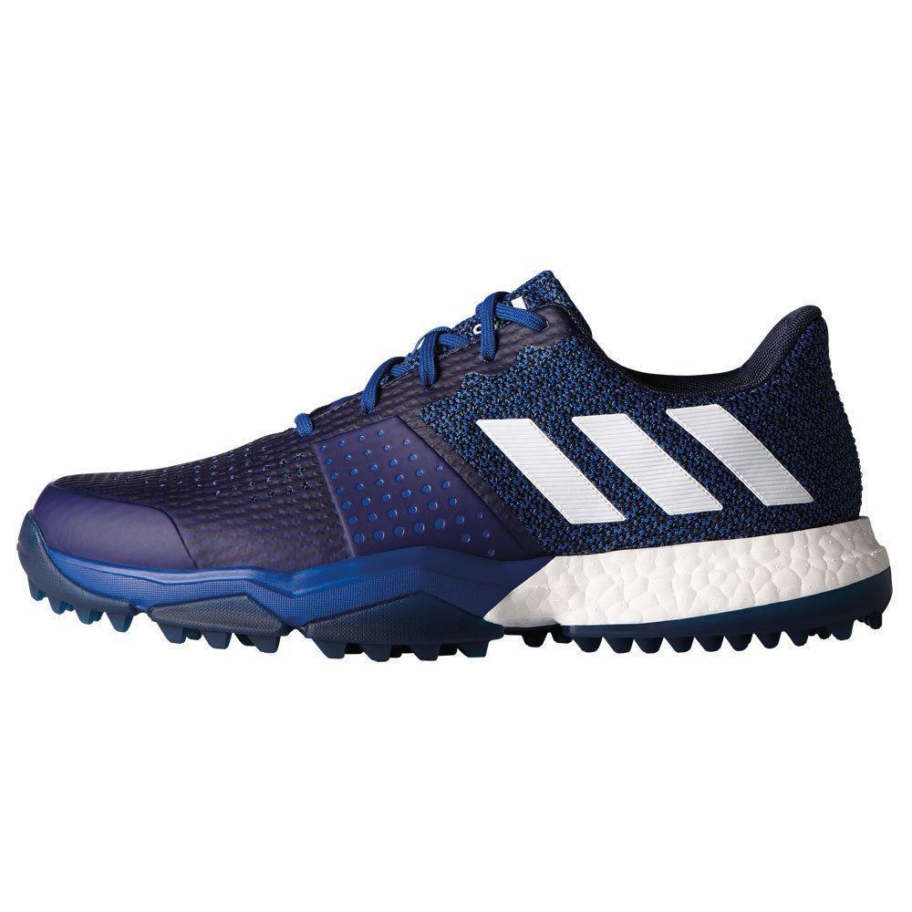 b830f2199ffb Adidas Adipower Sport Boost 3 Mens Size 11.5 Golf Shoes Blue New Q44779   Adidas