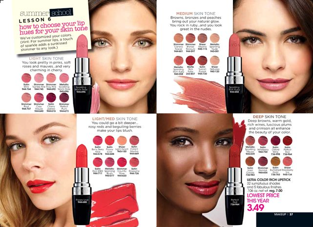 Use Your Skin Tone And Undertones To Determine The Right