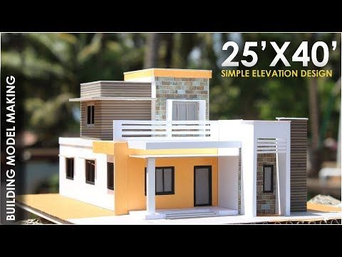 small residential building bhk north facing youtube also rh pinterest