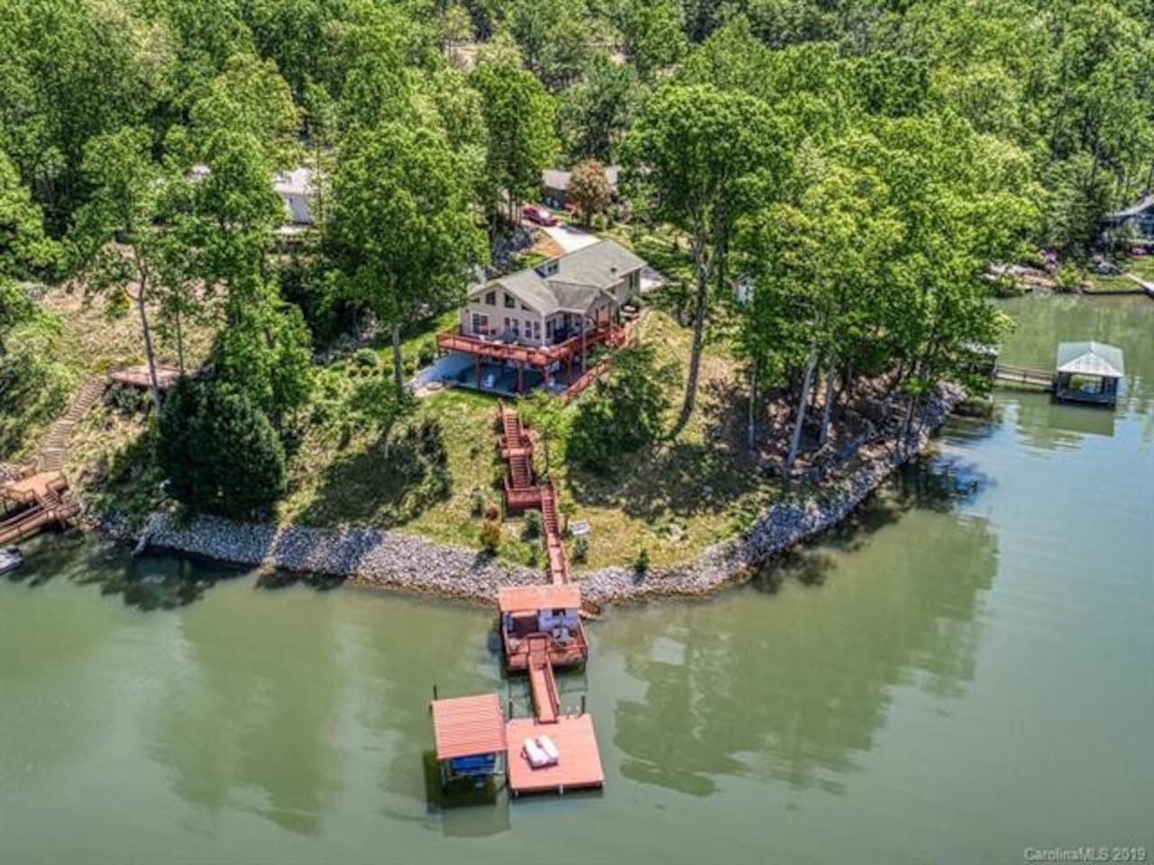 Waterfront Lake Norman Home With Amazing Views! - Houses ...