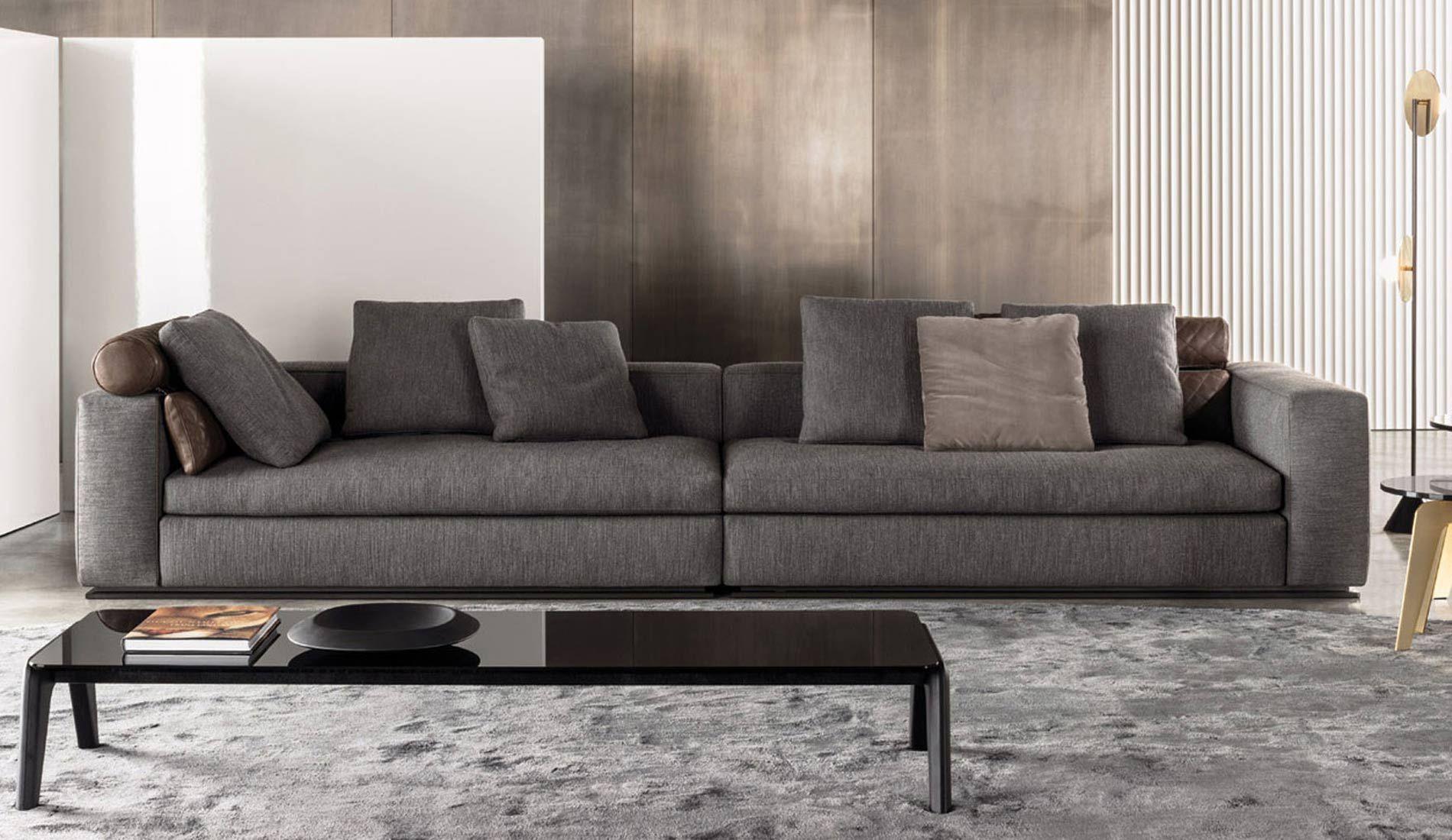 Minotti Sofa Taraba Home Review