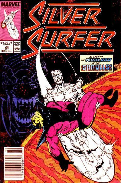Silver Surfer Vol. 3 # 28 by Ron Lim & Joe Rubinstein