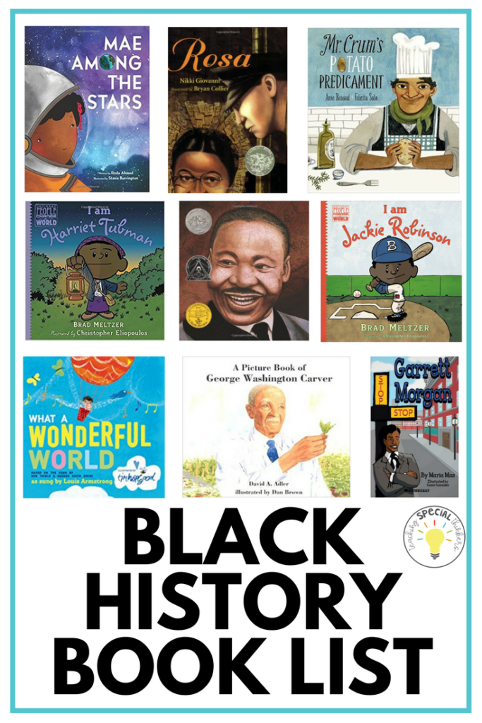 Photo of 10 African Americans to Celebrate During Black History Month – Teaching Special Thinkers