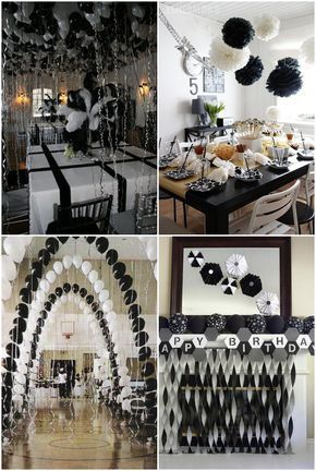 Black and white graduation party ideas guy th birthday outfit also vernadine hill vernadinehill on pinterest rh
