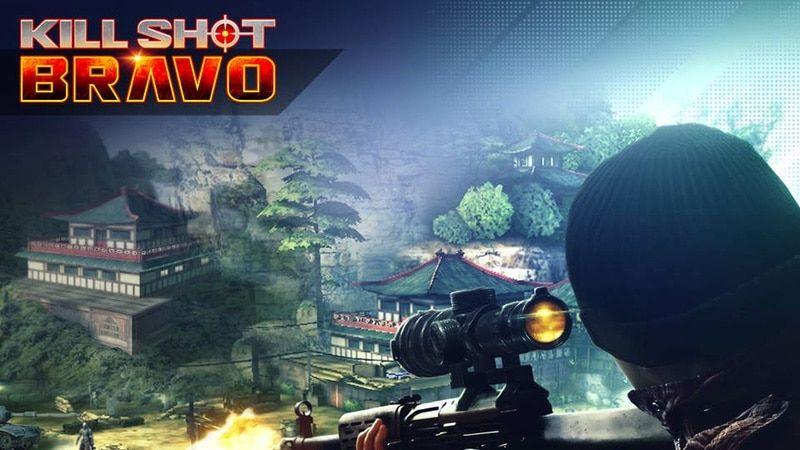 Download Kill Shot Bravo Mod Apk http//www.sharehackapp