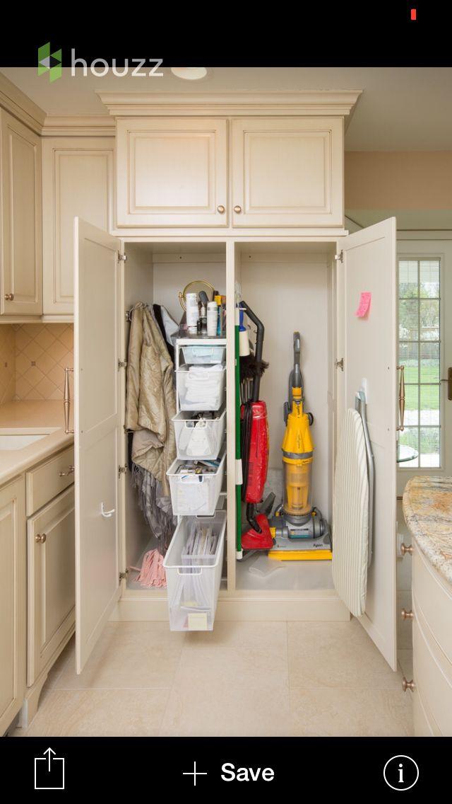 Great Vacuum Closet