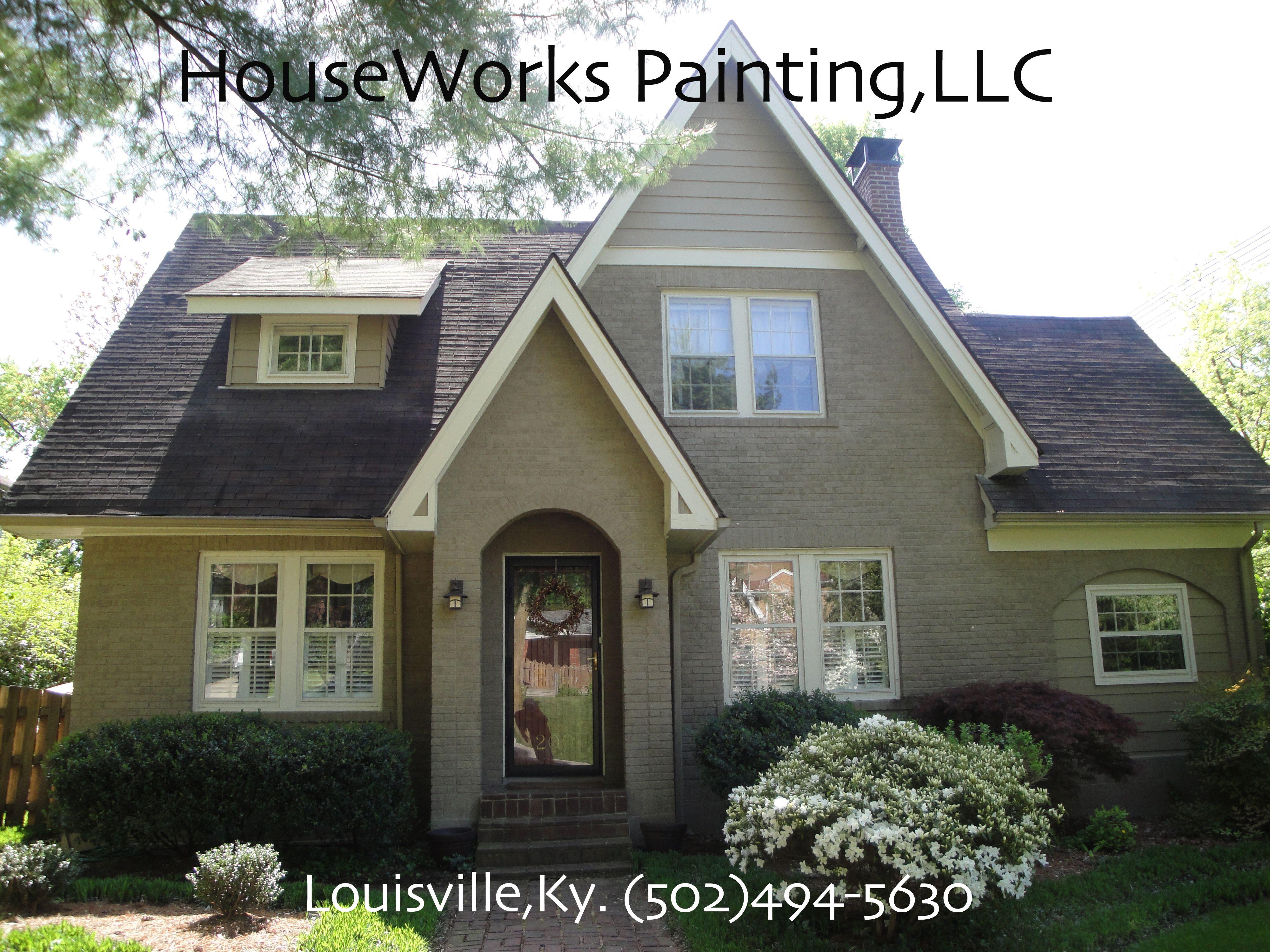 Exterior Paint Choosing Colors For Brick Home Trend Decoration